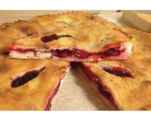 Осетинский пирог с фруктами
