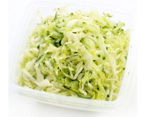 Из свежей капусты