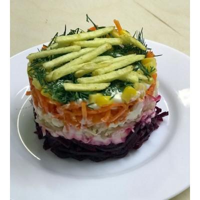 Салат Опёнок