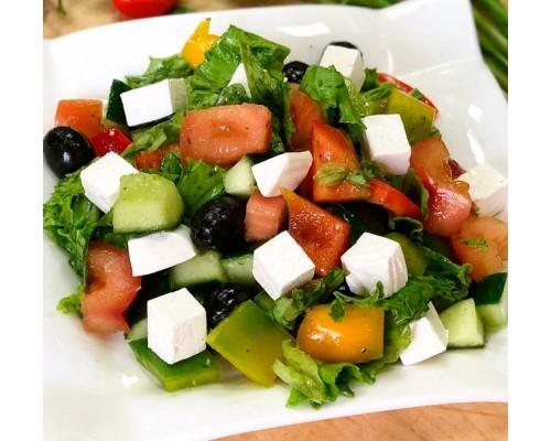 Салат по гречески