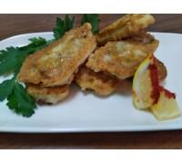 Рыба в сухарях (хек или минтай)