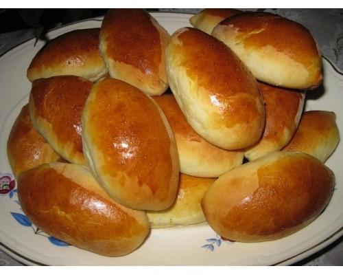 """Пирожки """"Малютка"""" с грибами и картофелем"""