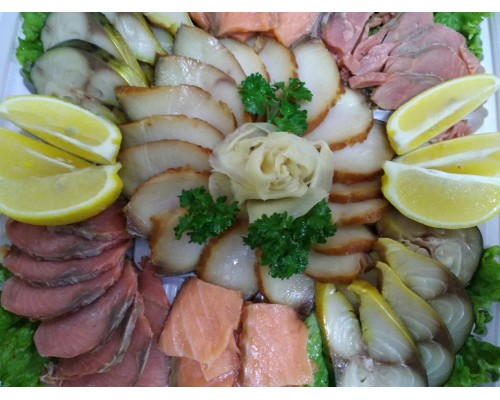 Ассорти рыбное