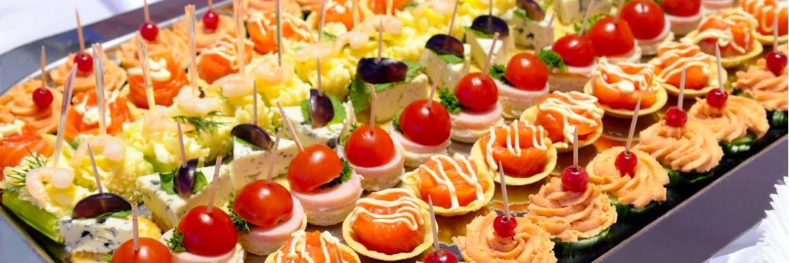 Фуршетные блюда для любого мероприятия
